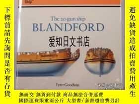 二手書博民逛書店【罕見】The 20-Gun Ship Blandford. Anatomy of the Ship Series