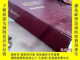 二手書博民逛書店罕見BioIogy15042