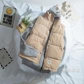 馬甲 男秋冬季外套正韓潮流寬鬆大尺碼保暖坎肩背心燈芯絨馬夾