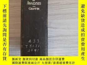 二手書博民逛書店technical罕見methods of analysisY2