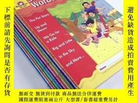 二手書博民逛書店美國加州Evan-moor罕見Stories to Read W