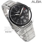 ALBA雅柏錶 SOLAR太陽能 數字錶 防水 藍寶石水晶玻璃 不銹鋼 男錶 AX3005X1 AS32-X018D
