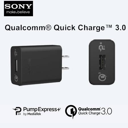 【YUI】SONY UCH12 QC3.0 原廠旅充 UCH-12 原廠充電頭 Quick Charge™ 3.0 原廠極速旅充 XZs XZP XA1 Ultra