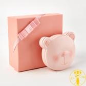 乳牙紀念盒牙齒收納盒子乳牙盒兒童臍帶胎毛收藏盒【雲木雜貨】