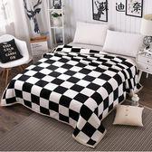 毛毯加厚珊瑚絨毯空調毯夏季午睡蓋毯