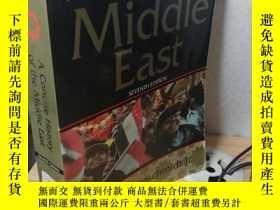 二手書博民逛書店A罕見CONCISE HISTORY OF THE MIDDLE