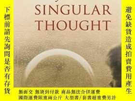 二手書博民逛書店New罕見Essays On Singular ThoughtY