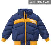 歐美男童鋪棉外套。ROUROU童裝。秋冬男童中小童拚色鋪棉外套 0143-286