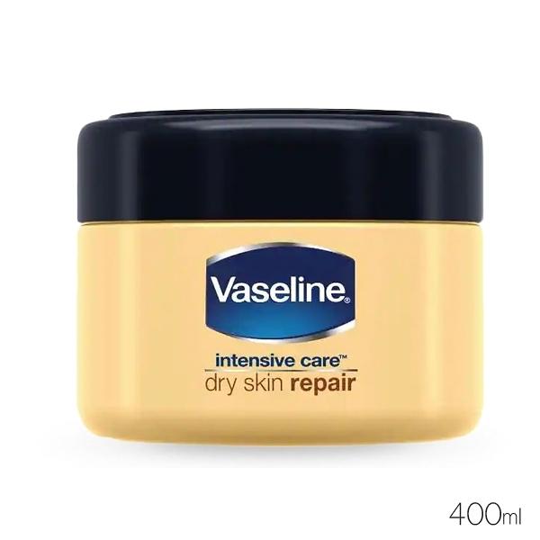 Vaseline 凡士林 身體修護霜 400ml 身體乳霜 乳液 保溼霜【PQ 美妝】