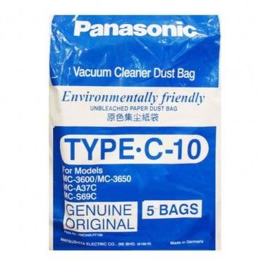 Panasonic 國際牌 吸塵器專用集塵紙袋 5入 TYPE-C-10