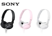 【聖影數位】SONY MDR-ZX110AP 線控耳罩式耳機  30mm 高音質驅動單元  內建麥克風  【公司貨】