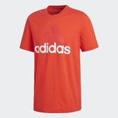 Adidas ESS LINEAR TEE CE1926 男圓領短袖 休閒舒適棉T 愛迪達紅