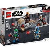 樂高積木 LEGO 2019《 LT75267》STAR WARS 星際大戰系列 - Mandalorian Battle Pack╭★ JOYBUS玩具百貨