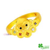 黃金戒指-五路財猴-GR429