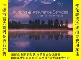 二手書博民逛書店Mp罕見Auditing & Assurance Services W acl Software CdY364