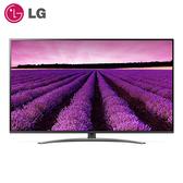 [LG 樂金]49型 一奈米4K物聯網電視 49SM8100PWA