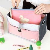 ◄ 生活家精品 ►【T16】嬰兒推車外掛收納媽咪包 包中包 嬰兒副食品收納 保溫包 媽媽包