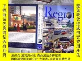 二手書博民逛書店Geography:罕見Realms Regions And C