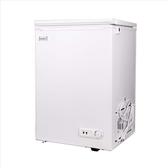 歌林【KR-110F06】(含運無安裝) 98公升臥式冰櫃冷凍櫃