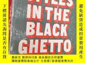 二手書博民逛書店LIFE罕見STYLES IN THE BLACK GHETTO