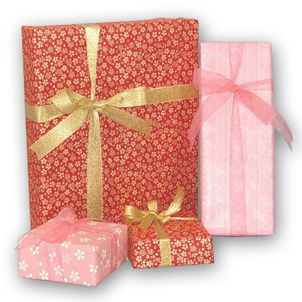 鹿港窯-R40精緻包裝紙包裝+緞帶(包裝紙樣顏色隨機包裝)尺寸限制:三邊加總低於30cm