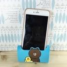 【震撼精品百貨】LINE FRIENDS_兔兔、熊大~手機架-熊大圖案