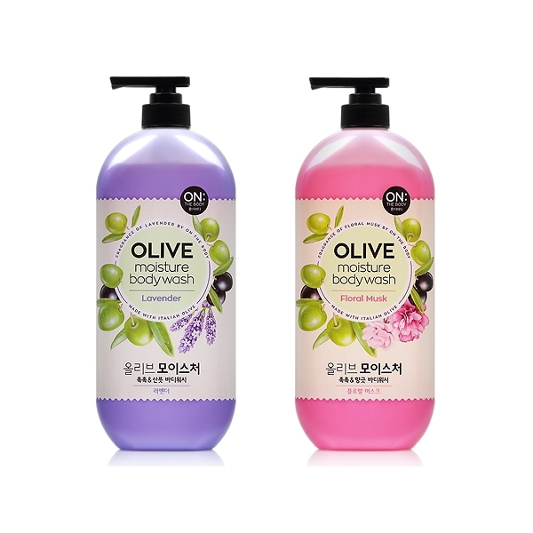 韓國 On The Body OLIVE橄欖沐浴精(500g) 款式可選【小三美日】