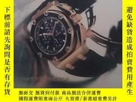 二手書博民逛書店有喜歡手錶雜誌的朋友可以聯繫罕見價格可以商量Y310230