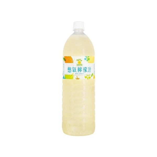 Becky Lemon 憋氣檸檬 檸檬汁(1460mlx12瓶組)【小三美日】※限宅配/無貨到付款/禁空運