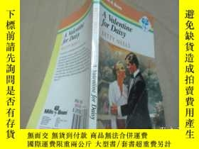 二手書博民逛書店A罕見Valentine for DaisyY19506 Bet