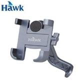 Hawk H71鋁合金機車手機架-灰色【原價399↘現省50】