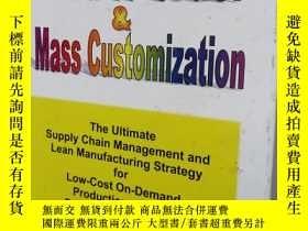 二手書博民逛書店Build-to-Order罕見& Mass Customiza