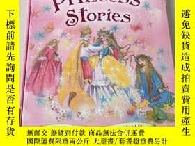 二手書博民逛書店My罕見Treasury of princess stories:我的公主故事寶庫Y212829