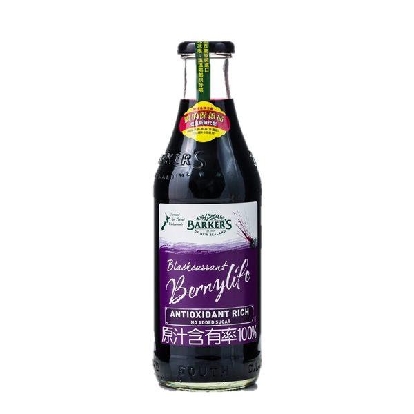[綠邦] 巴可斯 黑醋栗綜合果汁/綜合莓果果汁(710ml/瓶) 果汁含有率100%