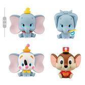 BANDAI  萬代 扭蛋轉蛋  迪士尼小飛象 角色公仔  (一套全4種)