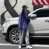 休閒時尚套裝女秋季2019新款韓版衛衣顯瘦網紅洋氣褲子秋裝兩件套 嬌糖小屋