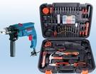 工具箱五金工具套裝 德國家用木工工具箱電...