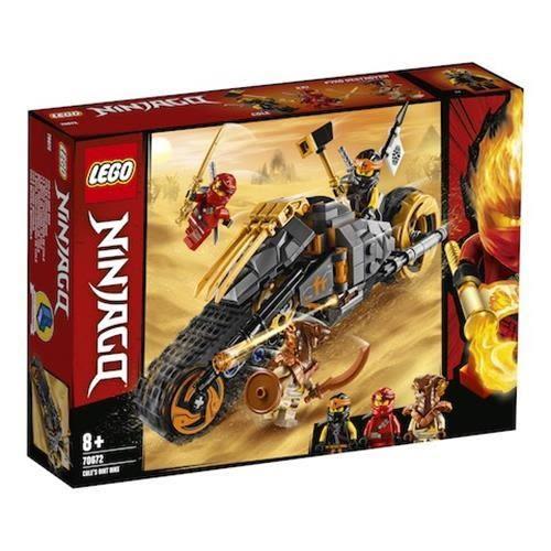 LEGO 樂高 70672 Cole s Dirt Bike