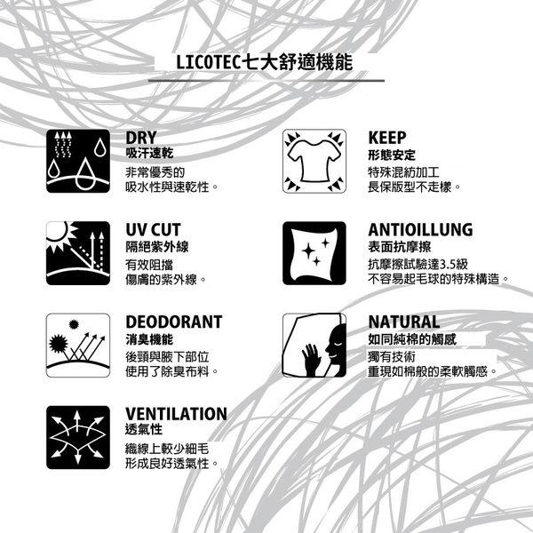 抗UV短袖素TEE