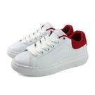 SKECHERS LOS ANGELES 運動鞋 女鞋 白/ 紅 73696WRD no082