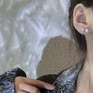 小巧精致套裝耳釘睡覺免摘單鉆夏季耳環2021年新款潮高級感耳飾女