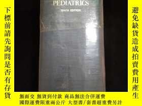 二手書博民逛書店Nelson罕見TEXTBOOK OF PEDIATRICS TENTH EDITIONY16149
