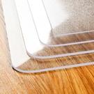 桌布軟玻璃桌布防水防油免洗透明PVC塑料...