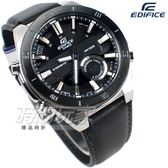 EDIFICE ERA-110BL-1A 立體金屬時刻 雙顯錶 計時碼錶 男錶 10年電力 ERA-110BL-1AVDF CASIO卡西歐