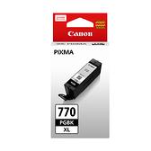 CANON PGI-770XL BK 原廠黑色高容量墨水匣 適用MG5770 MG6870 MG7770