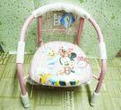 【震撼精品百貨】Micky Mouse_迪士尼米奇~啾啾兒童椅-粉