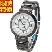 鑽錶-率性熱銷明星同款女手錶4色5j121【巴黎精品】