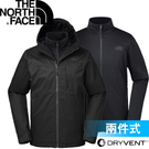 【The North Face 男款 D...