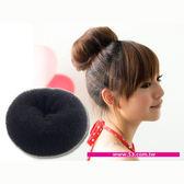 創意小物 甜甜圈丸子頭盤髮器 大/中/小可選【小三美日】