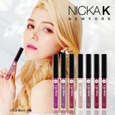 美國 Nicka.K 百變亮澤唇釉 ◆86小舖 ◆